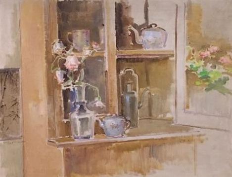 Ramon Gaya. Murcia  1910- Valencia 2005. Oleo sobre lienzo. Medidas de 70 x 90.  .