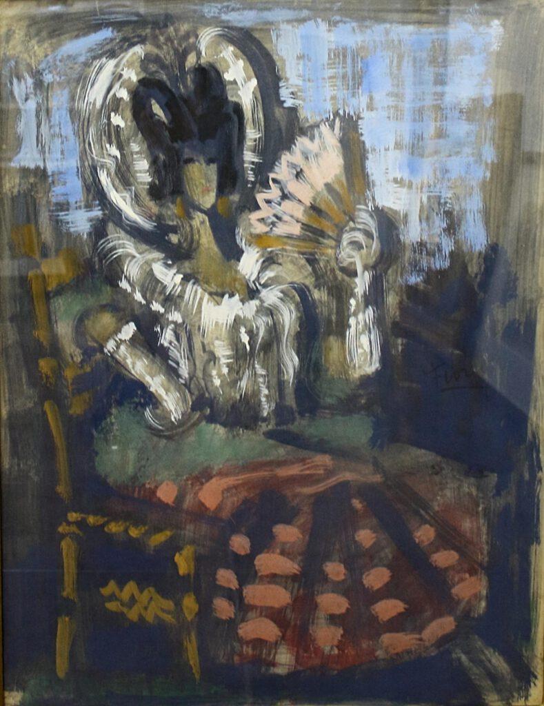 Pedro Flores guasch 65 x 50